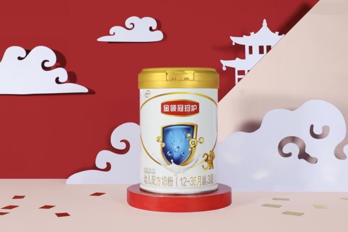 金领冠珍护凭什么作为国内奶粉中的佼佼者?