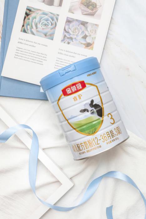 给宝宝一个好体质,进口奶粉中的睿护草饲值得推荐