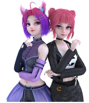 618 雪爪科技助力天猫美妆发力Z世代虚拟代言人立体营销