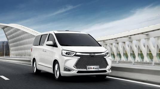 """高端公商务MPV瑞风L6 MAX获""""年度30强车型""""称号,开启新年新旅程"""